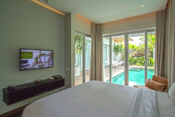 Brand new modern 3 bedroom villa at Seminyak
