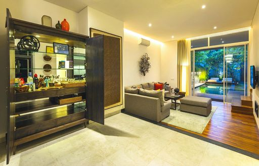 Experience the comfort and luxury of 4 bedroom villa at Seminyak