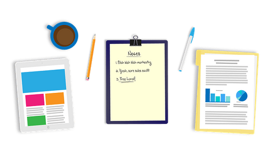Writing property business plan for new agents