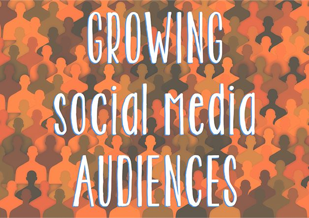 How to growing audiences for social media profiles for business?