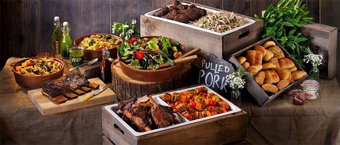bali buffet catering