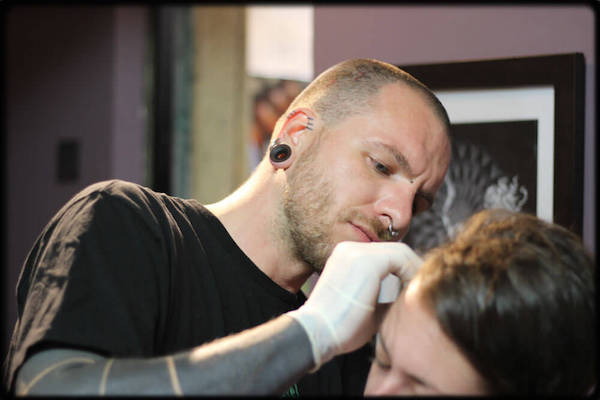 bali piercing