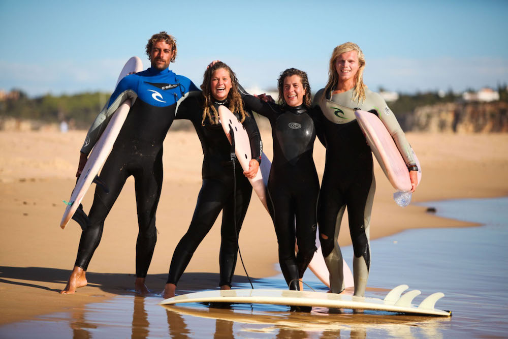 Getting A Holiday in Algarve Surf Camp!