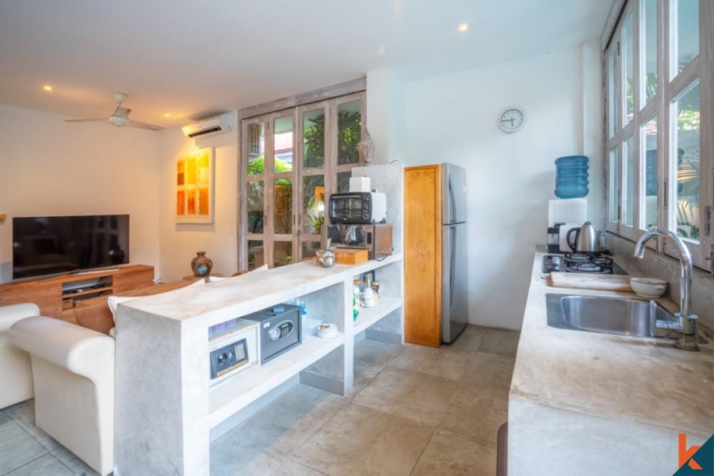 Kitchen and Kitchen Amenities